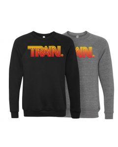 elitefts Train Lines Crewneck Sweatshirt