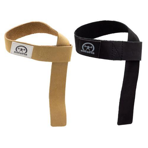 elitefts™ Leather Wrist Straps