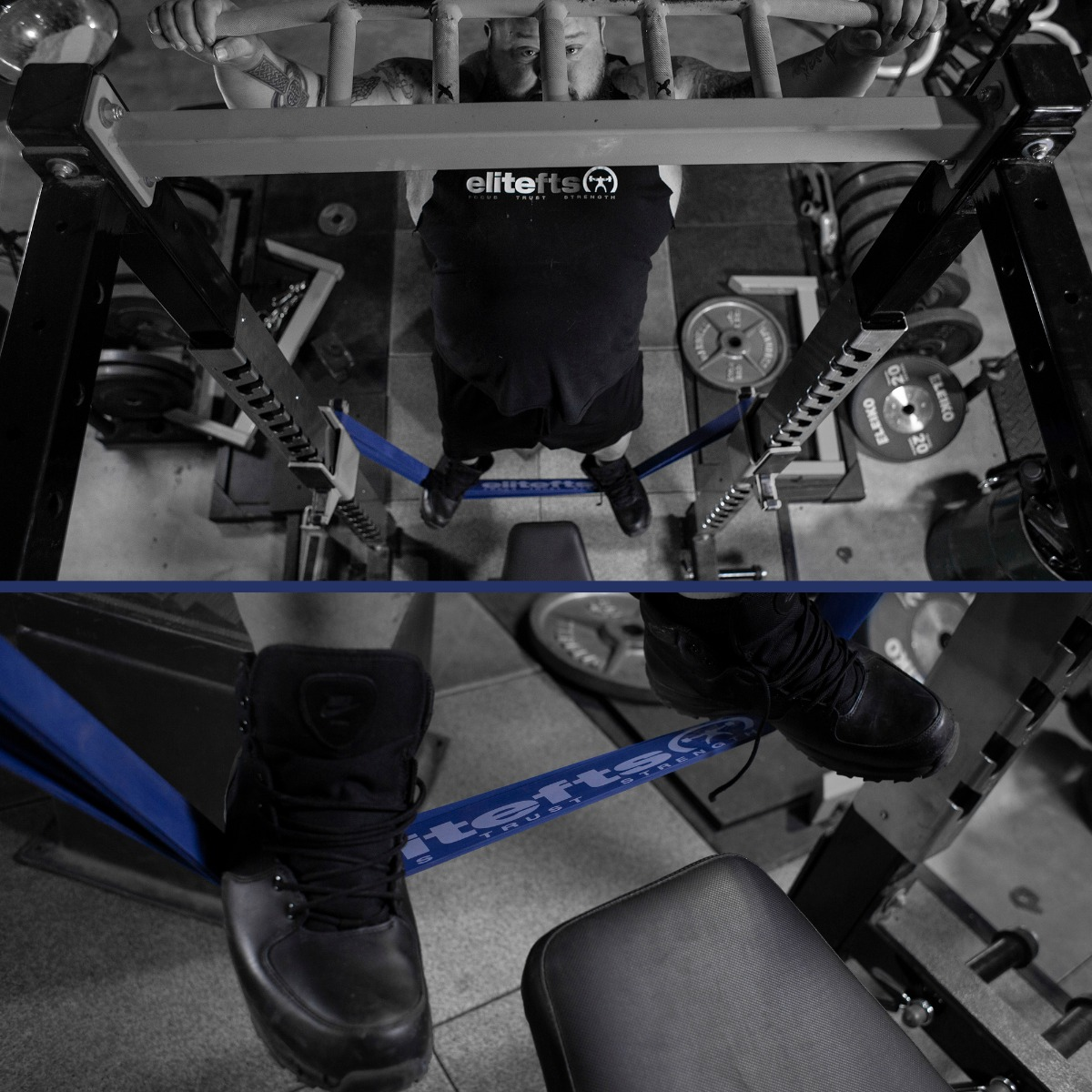 EliteFTS Pro Strong Resistance Band