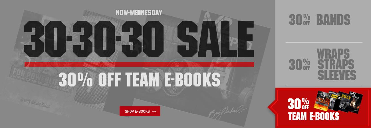 team ebook sale