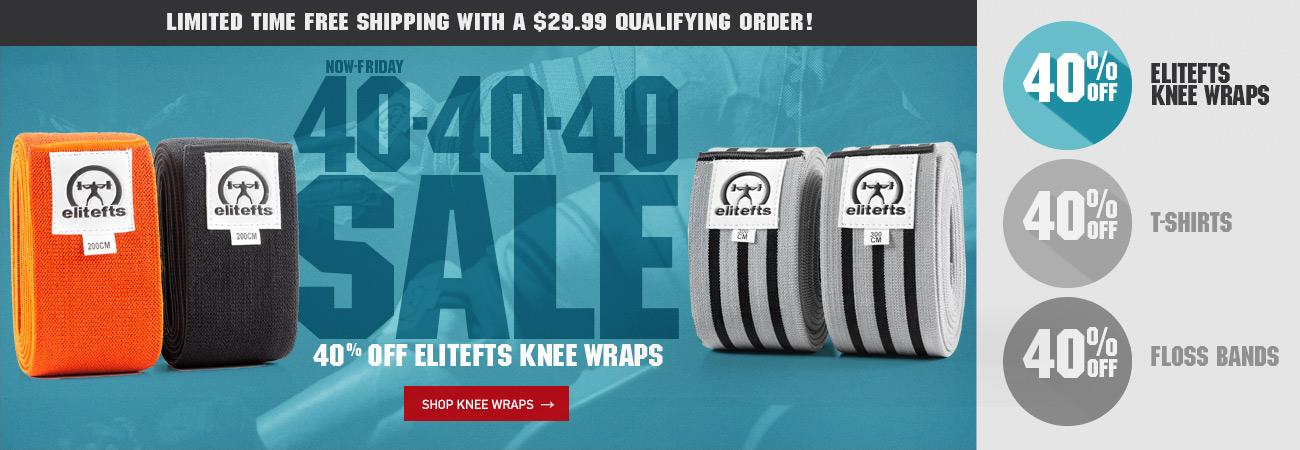 40-40-40 sale