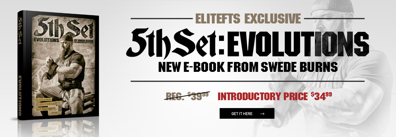 5th set evolutions