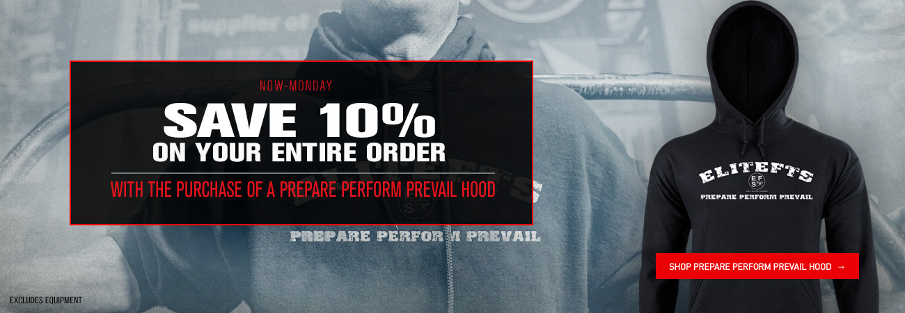 10% off your entire order offer