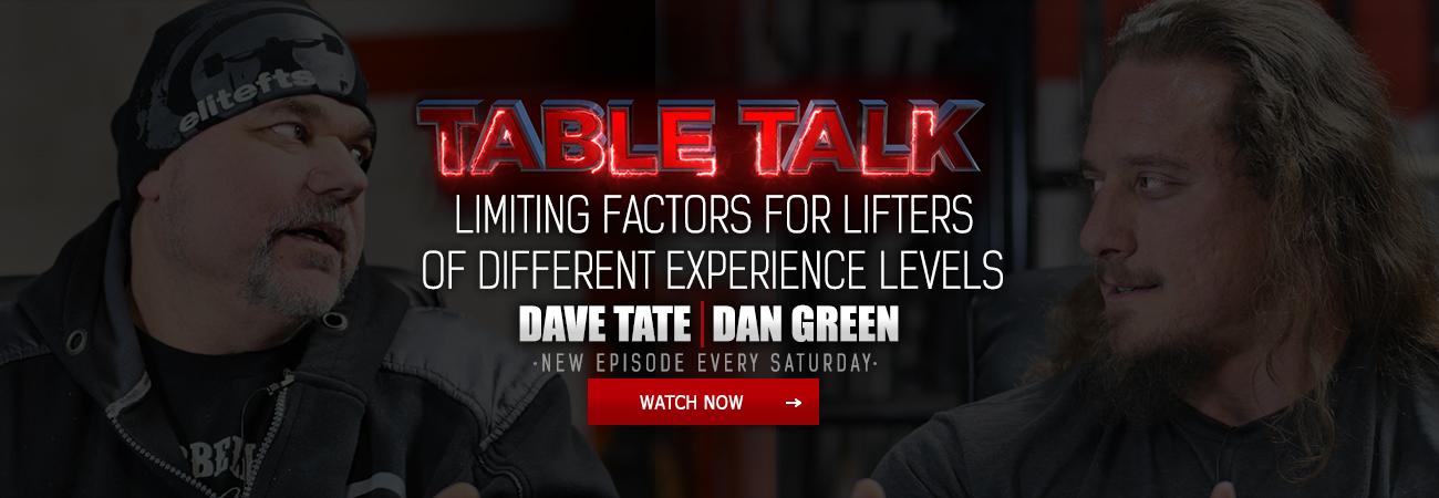 Dan Green Table Talk