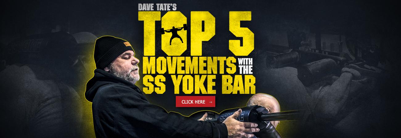 Top 5 SS Yoke
