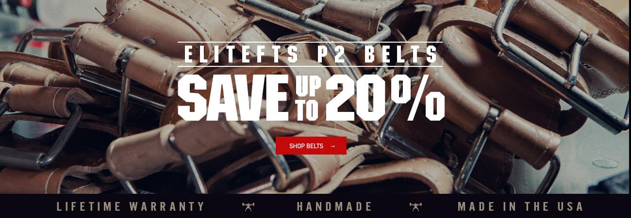 belt sale