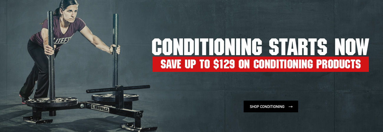 conditioning sale