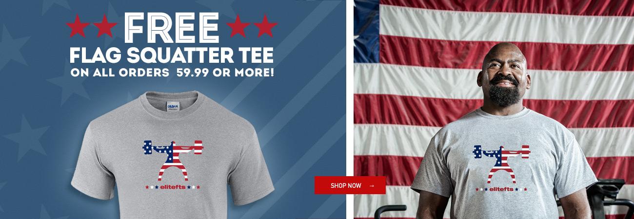 free shirt offer