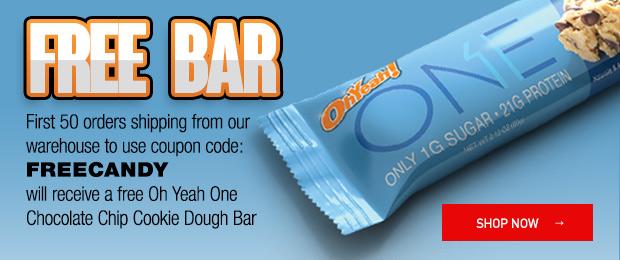 free bar offer
