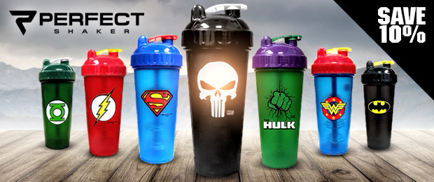 perfect shakers