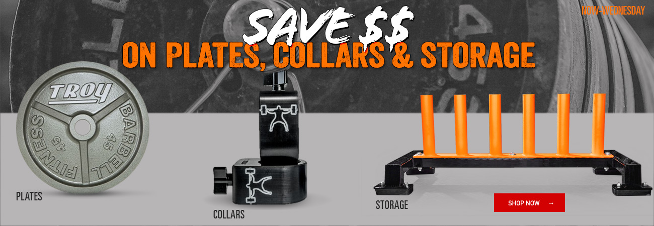 plates, collars and stoage sale