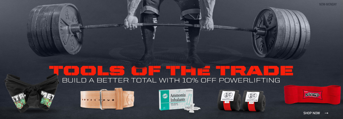 powerlifting sale