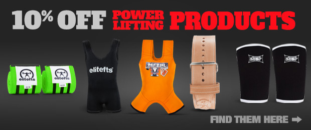 powerlifting products