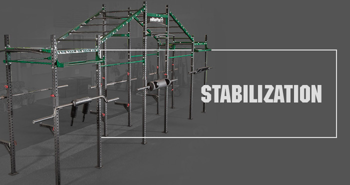 Professional Rated Equipment Stabilization