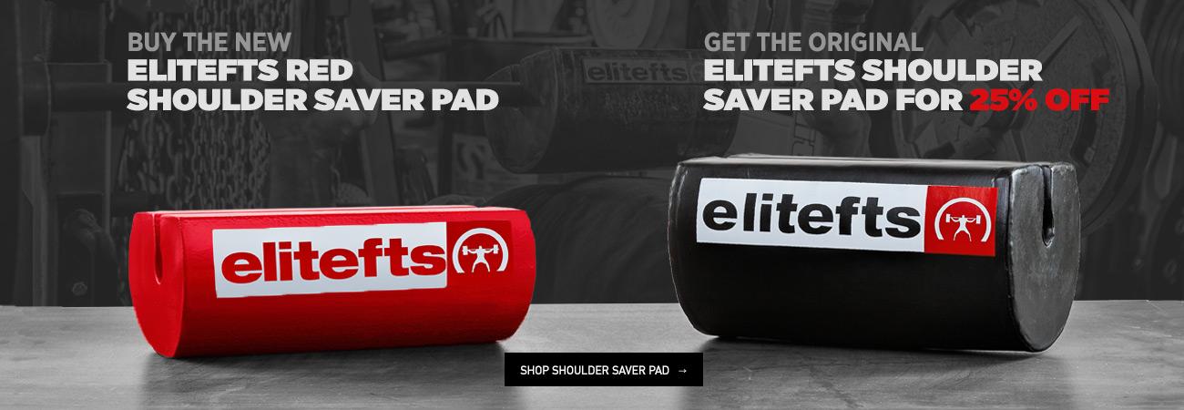 shoulder saver pad offer