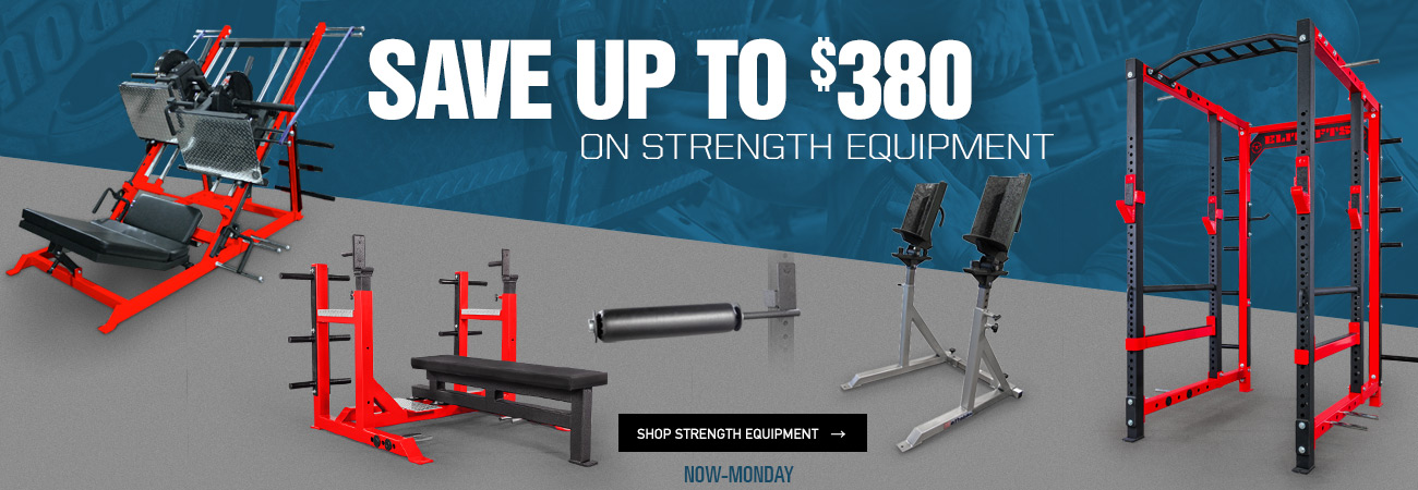 strength equipment sale