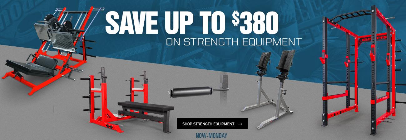 strength equipment sale
