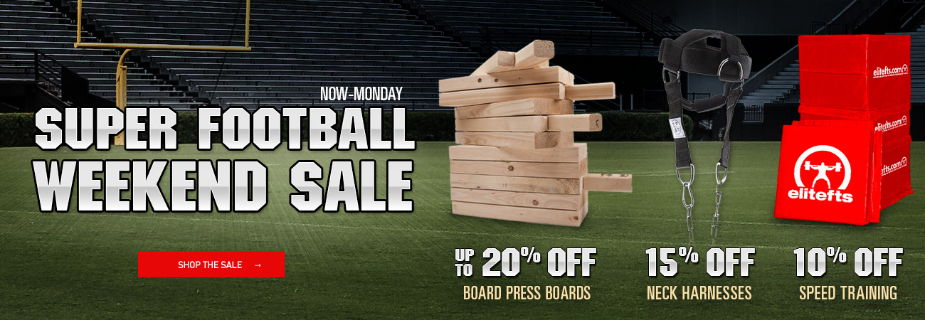 super football weekend sale