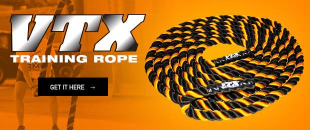 vtx training rope
