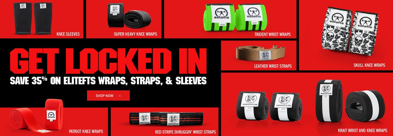 wraps, straps, sleeves sale