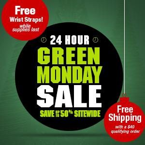 green monday sale