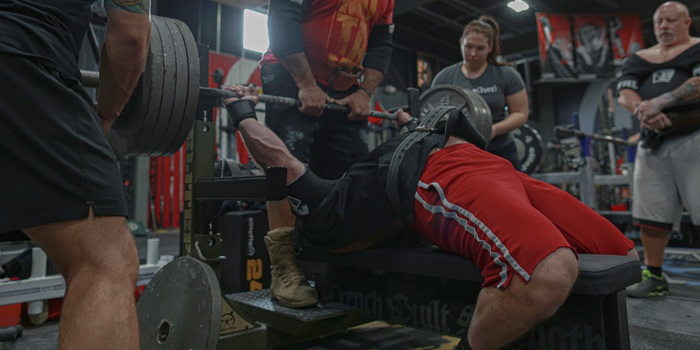 JM Blakley's Top-5 Bench Press Tips