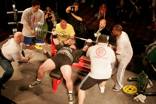 Bench Training with Ed Rectenwald