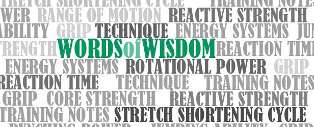 Elitefts™ Classic: Words of Wisdom