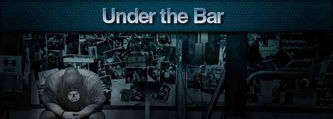 Under the Bar: December Update