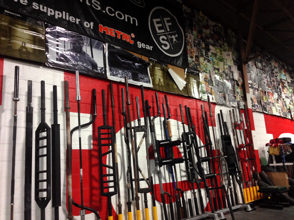 wall of speciality bars elitefts 080514