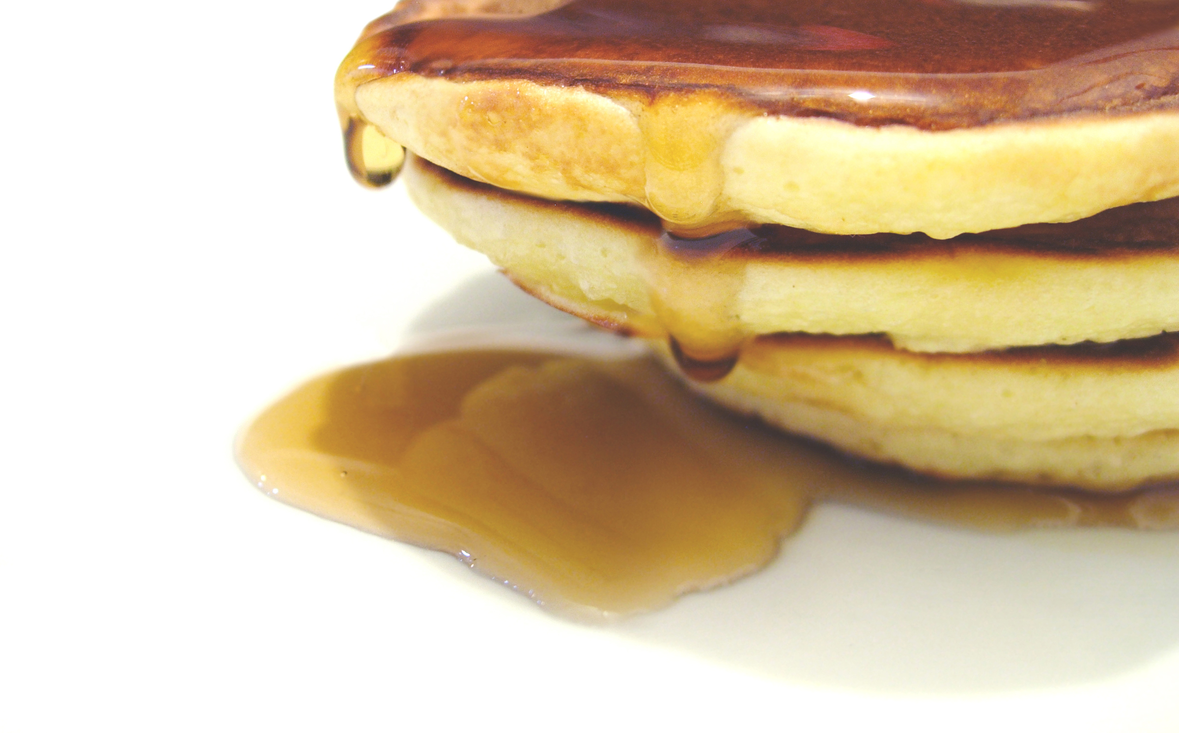 Pancakes Pack on Pounds of Muscle