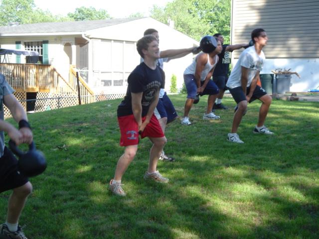 Off-Season/Pre-Season Training for the High School Athlete