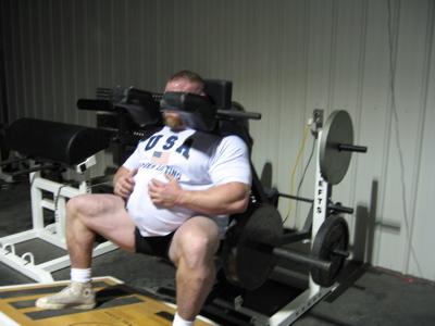 Multi Squat Machine-Power Squat