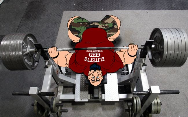 So You Think You Can Bench?