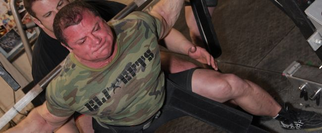 The Kroc Row: Training Legs with Starnes