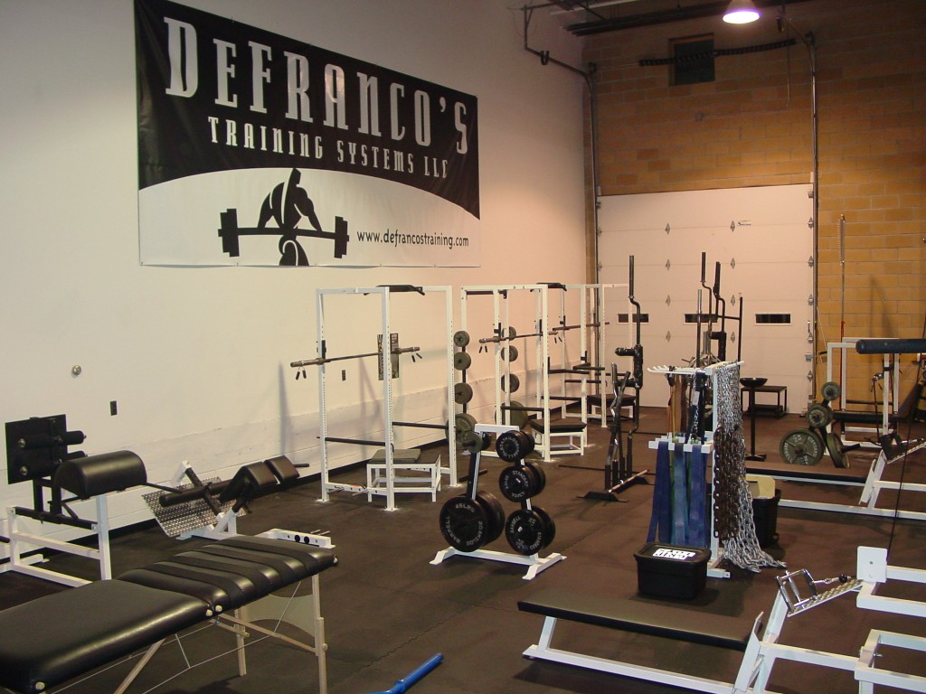 Defranco S Gym Gets A Boost Of Power Elite Fts