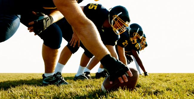 Five Football Conditioning Workouts for Offensive and Defensive Linemen