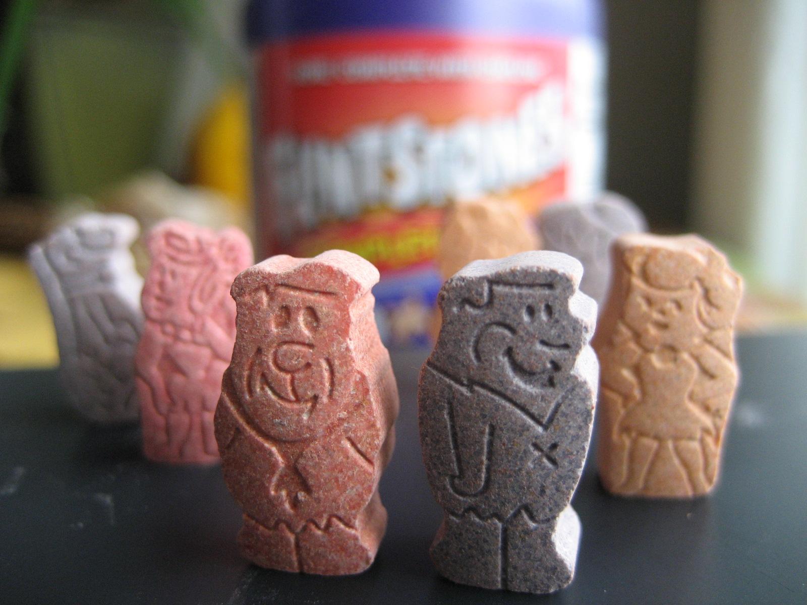 Take your Flintstones