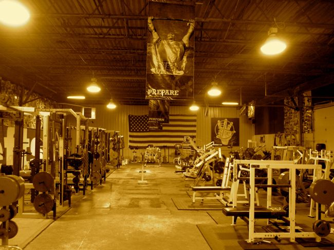 Equipping a High School Weight Room Without a Budget
