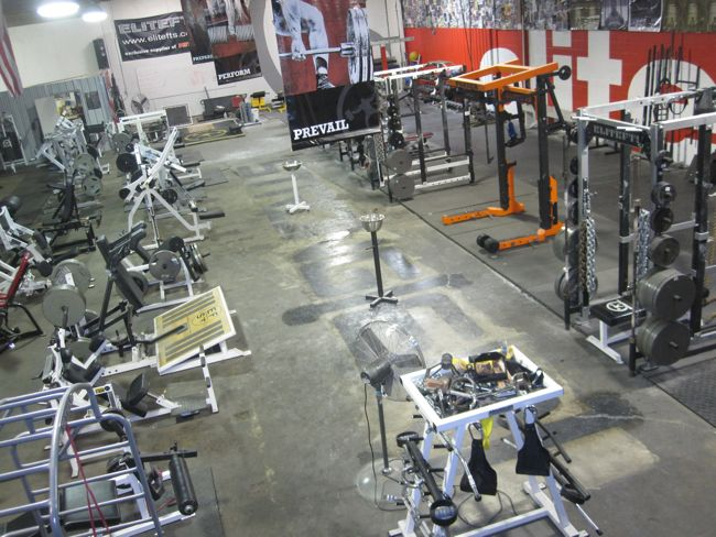 What I Learned From Running A Warehouse Gym