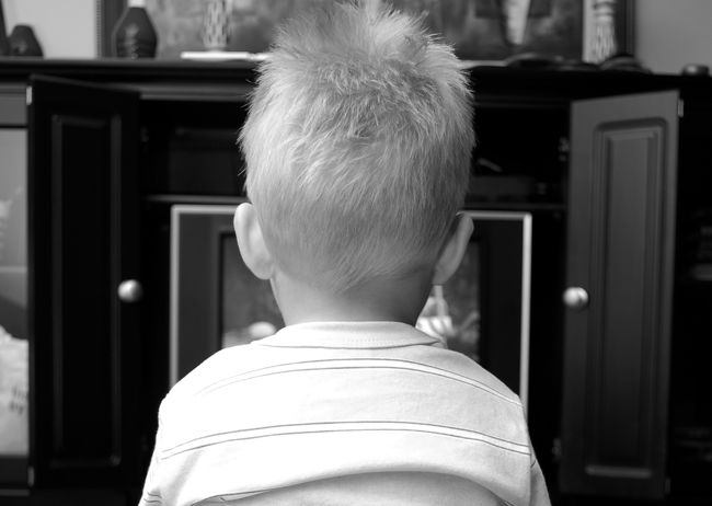 Childhood Obesity, TV, Parenting & All That