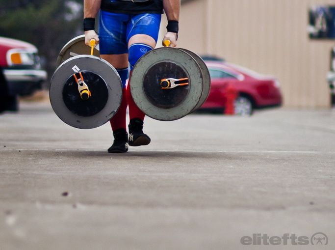 The Day of Deads: Proven Performance Strongman 1 Write Up