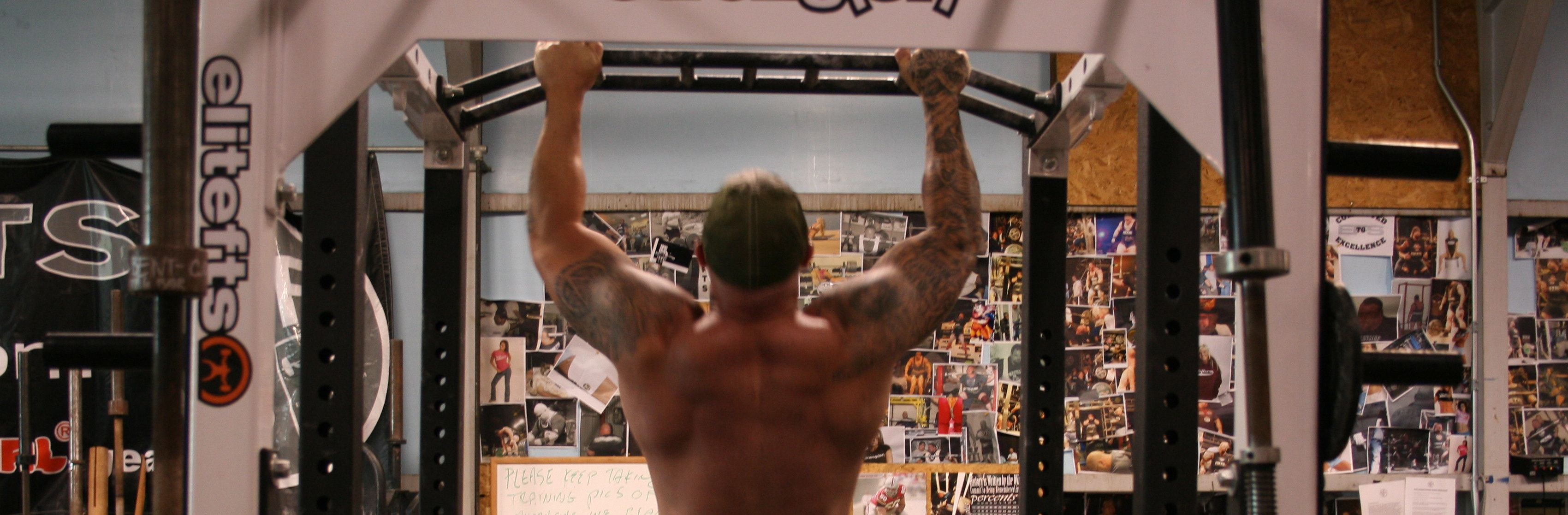 foto How to Do More Pull Ups