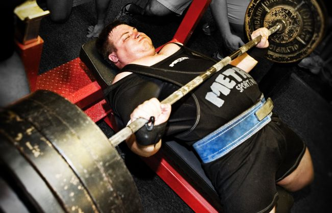 The Physics of the Bench Press: Science Applied