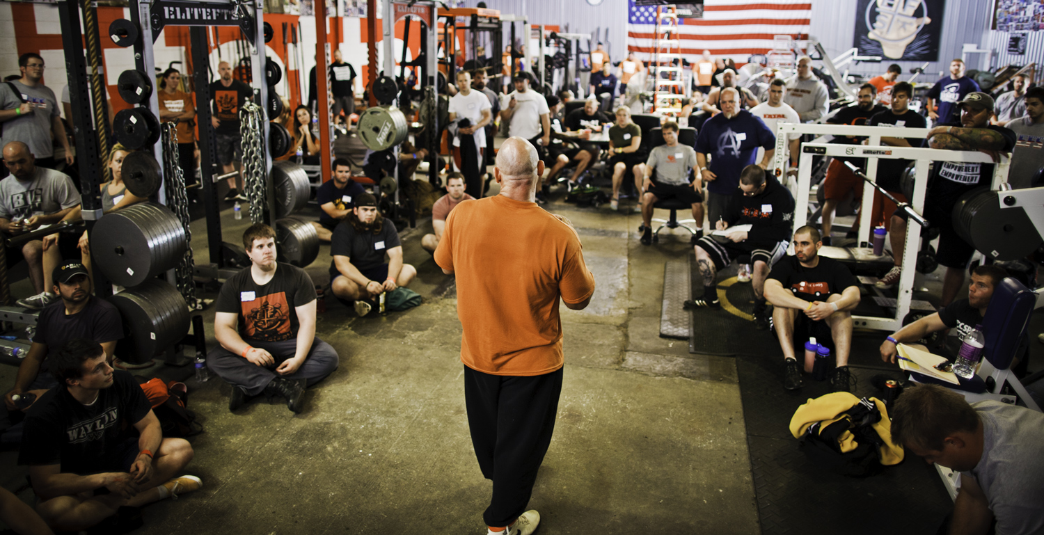 The Top 10 Reasons for Attending a Learn to Train Seminar