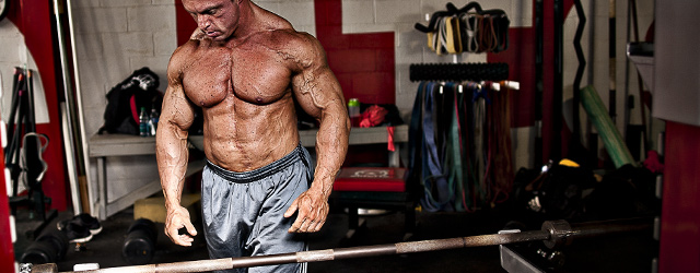One Cold-blooded Chest Training Session