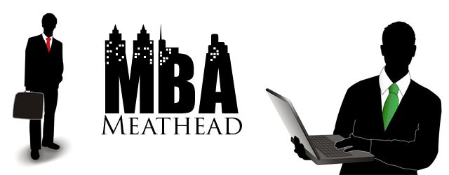 The MBA Meathead: Start Moving