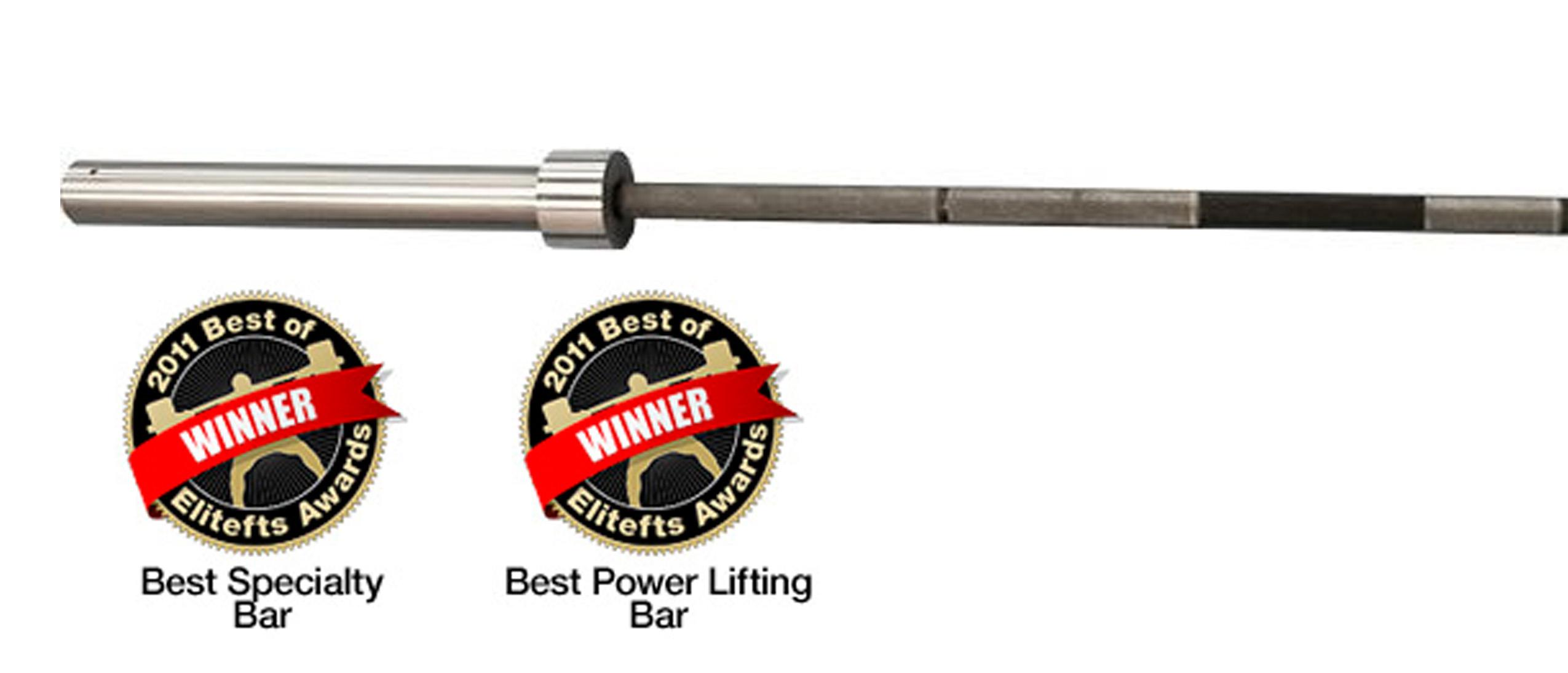 2011 Awards Review: Texas Power Bar