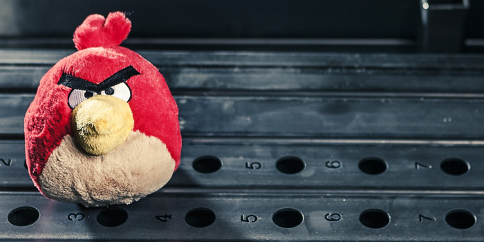 Under The Bar: They Are NOT Angry Birds! You Are the Parent