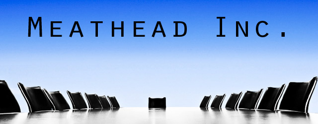 The Executive Meathead: Leaning Up, Poster Cultures & Great Books